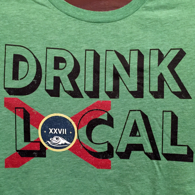What does it mean to drink local?