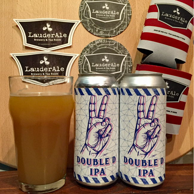 LauderAle Double D Imperial IPA